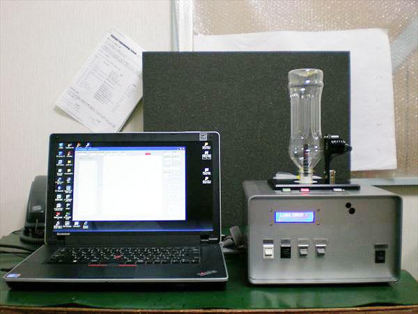 固定波長分光検査機