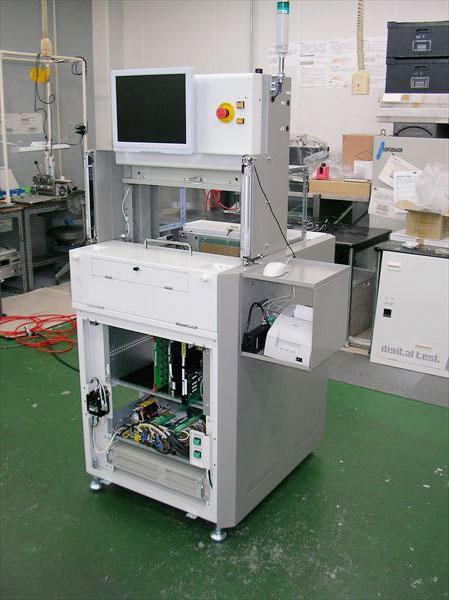 実装済基板検査装置